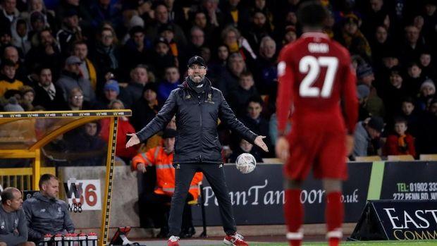 Liverpool tengah terpuruk dengan dua kekalahan beruntun yang mereka alami.