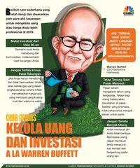 Pesan Warren Buffett untuk Investor Pemula, Apa Saja?