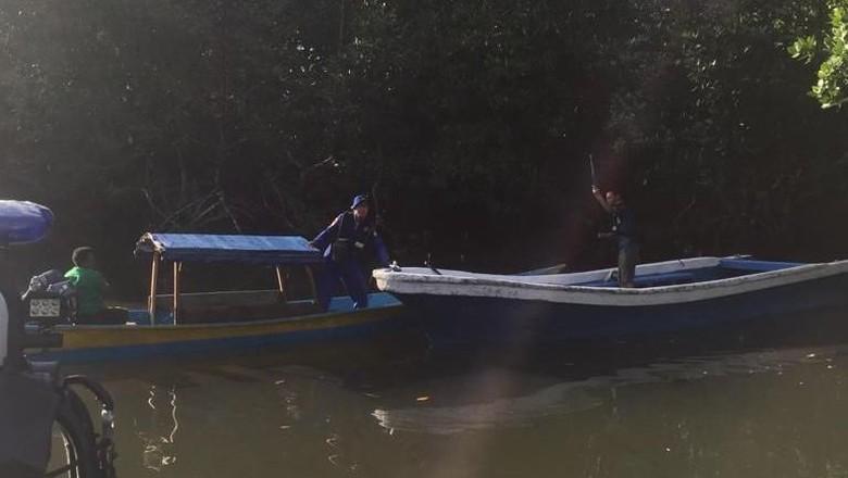 Speed boat Pearl of Papua ditemukan (Yayu Yuniar/Istimewa)