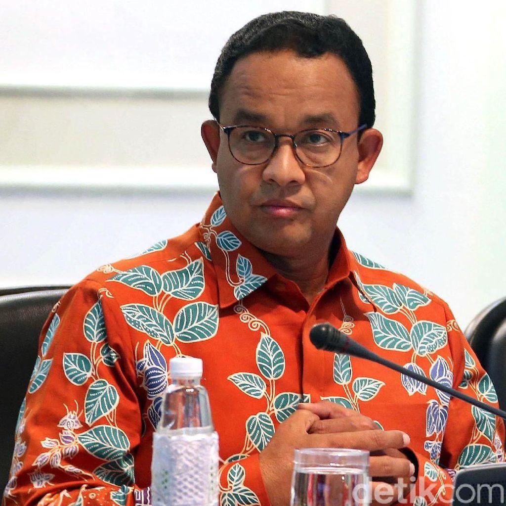 Bawaslu Bogor Putuskan Laporan Pose Dua Jari Anies Hari Ini