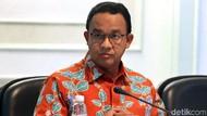 Gaya Serius Tapi Santai Ala Anies Baswedan Saat Rapat dengan Jokowi