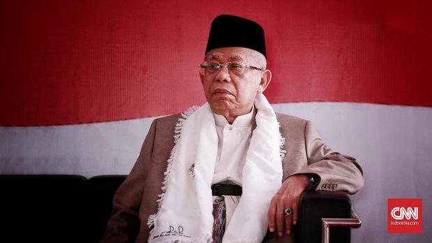 Erick Thohir Latih Ma'ruf Amin: Debat Beda dengan Ceramah