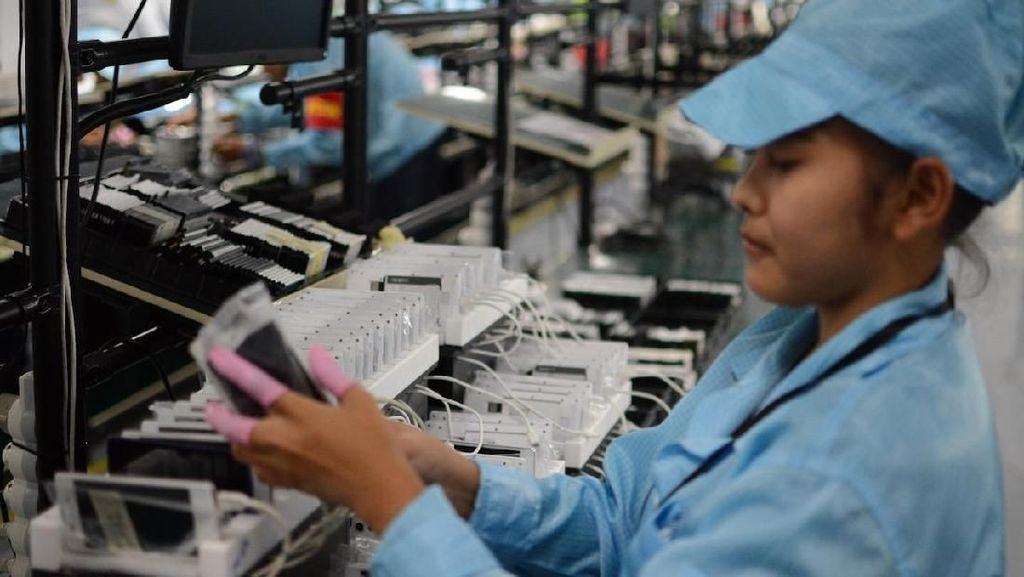 Oppo Manfaatkan Lini Produksi Garap Masker