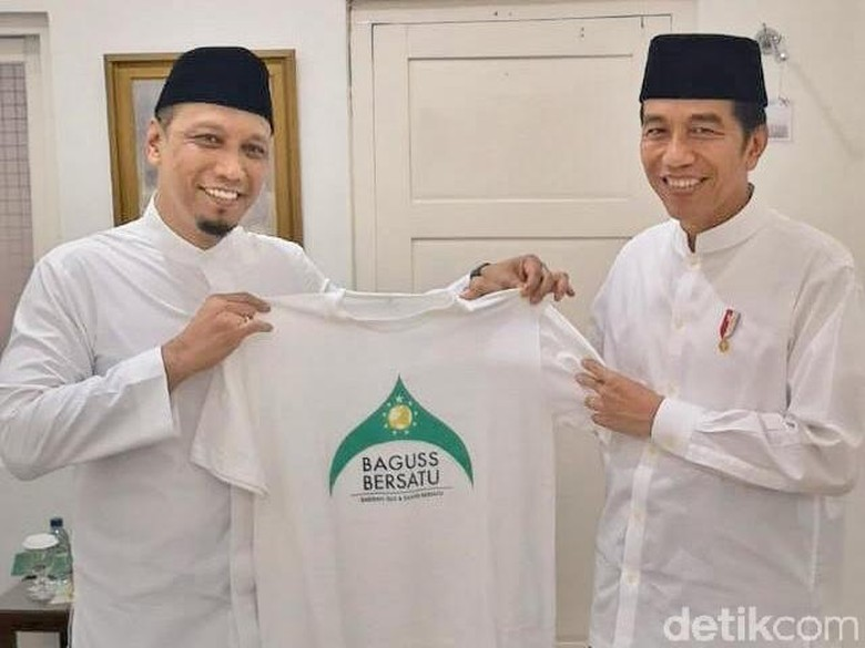 Baguss Bersatu Kerja Masif Galang Dukungan untuk Jokowi d6b3939562
