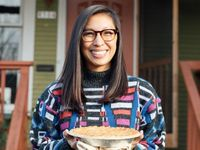 Belajar Bikin Kue Sendiri, Baker Ini Hasilkan Pie Keren Seperti Karya Seni