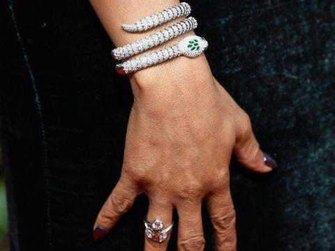 Taraji Henson Hampir Kehilangan Perhiasan Rp 14 M di Golden Globes 2019