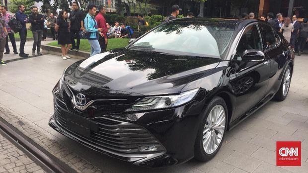 ASEAN NCAP Beri Rating Generasi Baru Camry 5 Bintang