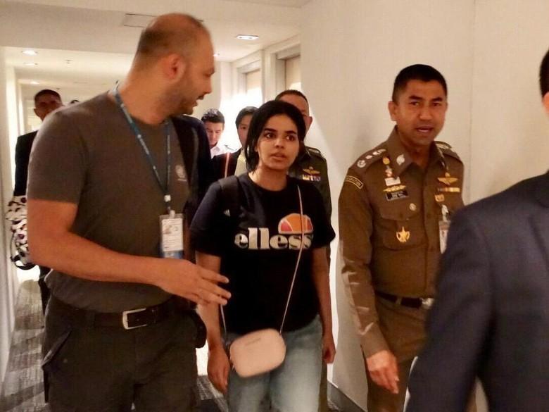 Kabur dari Keluarga, Remaja Saudi Boleh Tinggal Sementara di Thailand
