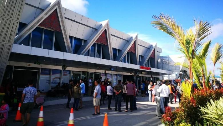 Bandara Silangit di Sumatera Utara (dok Kemenpar)