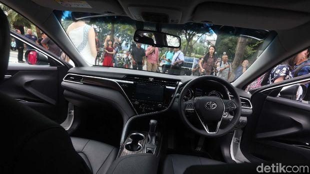 Interior Toyota Camry
