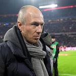 Pep Guardiola Pelatih Terbaik di Karier Arjen Robben