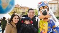 Mengintip Keseruan 9 Keluarga Artis Habiskan Liburan di Jepang