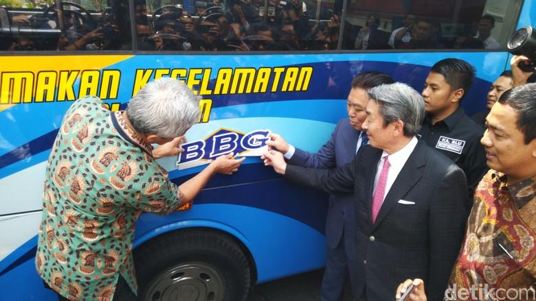 Bus Transit Semarang Foto: Angling Adhitya Purbaya