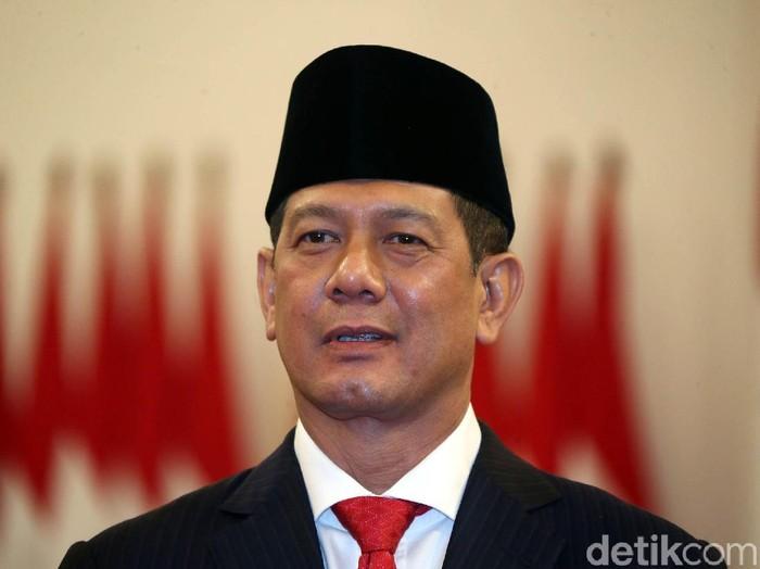 Letjen Doni Monardo resmi dilantik sebagai Kepala Badan Nasional Penanggulangan Bencana (BNPB). Doni dilantik langsung oleh Presiden Joko Widodo (Jokowi).