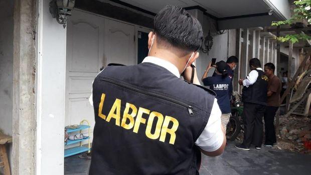 Di Sekitar Rumah Ketua KPK Sunyi Usai Dikirim Bom Palsu