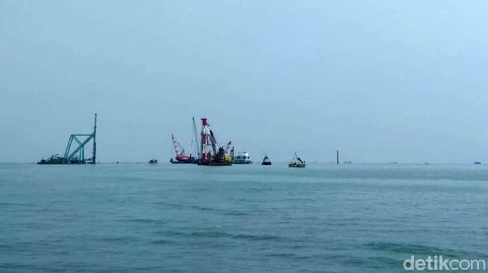Pemerintah tengah menggarap proyek Pelabuhan Patimban di Subang, Jawa Barat. Sudah seperti apa bentuknya?