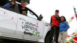 Tips Keliling Dunia Pakai Mobil Bersama Anak Kecil