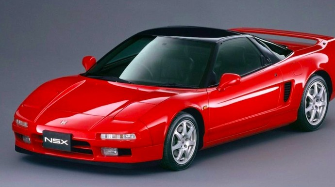 Mobil Sport Jepang yang Buat Gerah Ferrari 348
