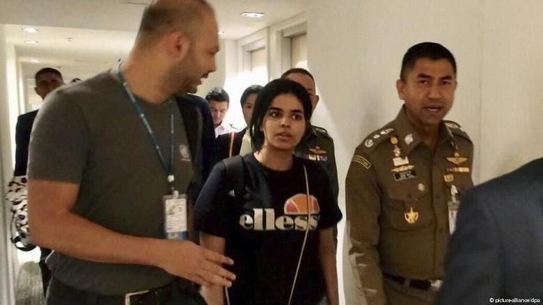 Australia Siap Beri Suaka ke Perempuan Saudi yang Kabur ke Thailand