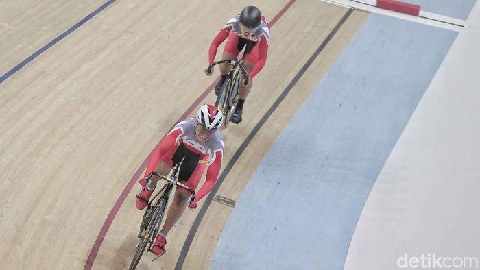 Balap sepeda siap jika harus menurunkan atlet muda di SEA Games 2019 (Foto: Pradita Utama)