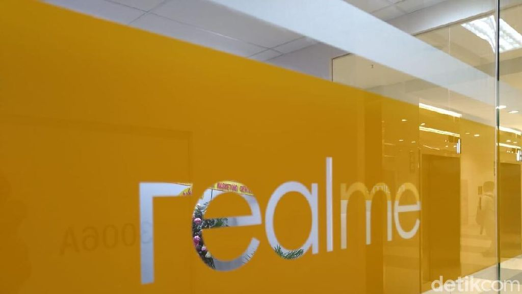 Realme Mau Ikut Ramaikan Pasar Eropa