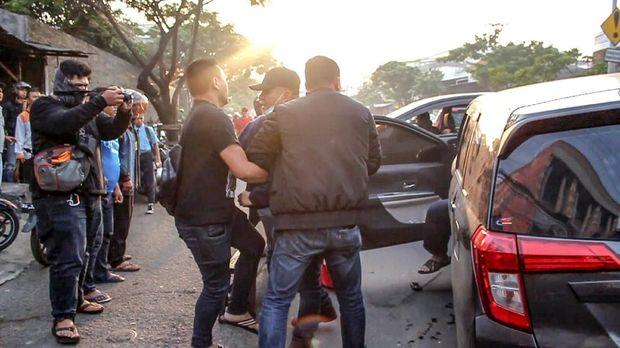 Detik-detik Penangkapan dan Perlawanam Wisnu Wardhana