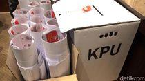 Kotak Kardus Hingga Surat Suara Dibahas DPR Bersama KPU-Bawaslu