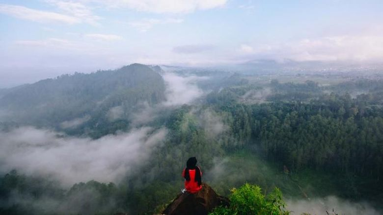 Tebing Keraton di Bandung