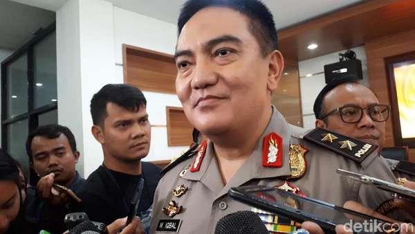 Polri: Teror di Rumah Ketua KPK Bom Palsu