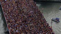 Jutaan Warga Filipina Peringati Black Nazarene