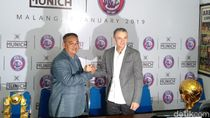 Arema FC Butuh Rp 34 Miliar untuk Arungi Liga 2019