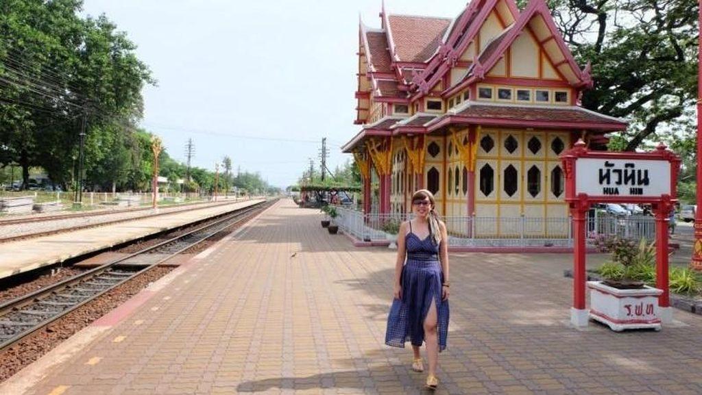 Tempat Lari dari Kebisingan Bangkok