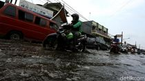 Drainase Buruk Sebabkan Genangan di Jatibening Bekasi