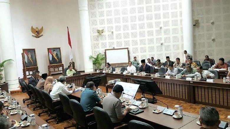 JK: Anggaran Rekonstruksi Dampak Tsunami Selat Sunda Rp 1-2 T