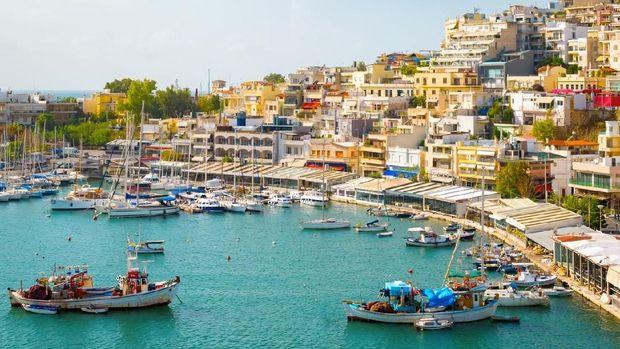 8 Kawasan Wisata di Yunani Selain Santorini