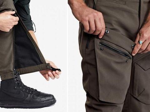 Brand bernama Vollebak membuat celana yang bisa tahan lama hingga 100 tahun.