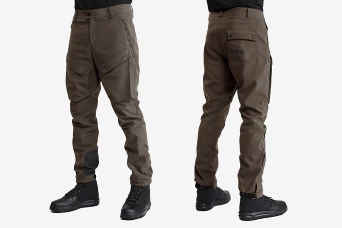 Brand bernama Vollebak membuat celana yang bisa tahan lama hingga 100 tahun. Foto: Volleback