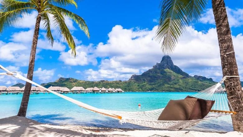 Foto: Keindahan Bora Bora (iStock)