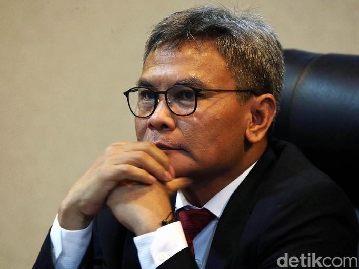 Foto: Anggota Komisi II DPR RI Johan Budi. (Rengga Sancaya-detikcom)