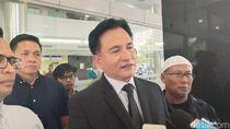Yusril: Insyaallah Jokowi-Maruf Amin Lebih Baik di Debat Nanti