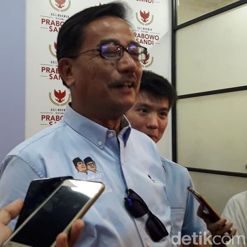 BPN Prabowo: Pendukung Jokowi Bawa Balon-TOA saat Debat, Harusnya Dilarang