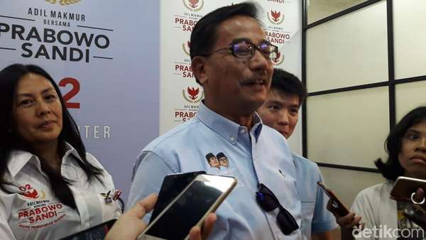 BPN Prabowo-Sandiaga: Relawan yang Merugikan Otomatis Gugur