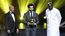 Lagi, Mohamed Salah Terpilih sebagai Pemain Terbaik Afrika