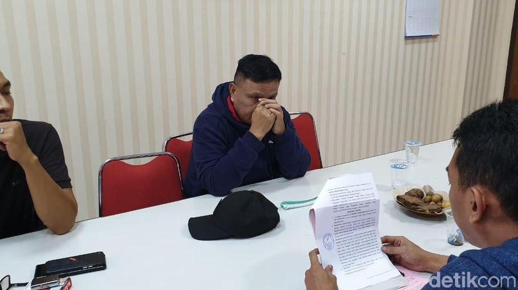 Buronan Kejari Surabaya Wisnu Wardhana Dijebloskan ke Lapas Porong
