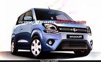 Karimun Wagon R versi baru di India