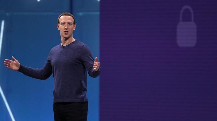 Mark Zuckerberg. (Foto: Justin Sullivan/Getty Images)