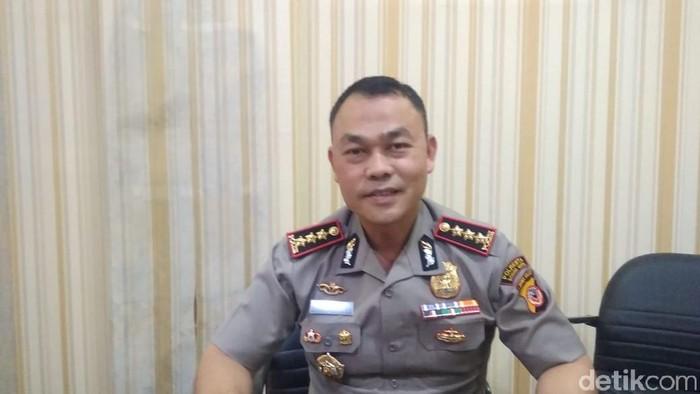 Kapolresta Bogor Kota Kombes Hendri Fiuser (Farhan-detik)