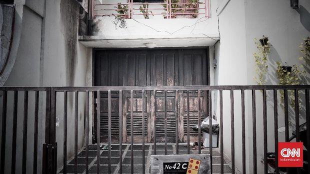 Teror Pimpinan KPK, Polisi: Gambar CCTV Rumah Laode Berbayang