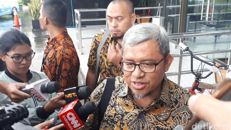 Aher Penuhi Panggilan KPK Jadi Saksi Suap Meikarta