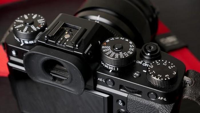 Fujifilm X-T3. (Foto: Dok. Enche Tjin)